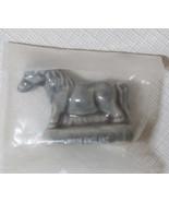 Pet Shop Series Horse grey  Wade England Rose Tea RARE miniature figure ... - $19.79