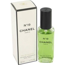 Chanel No.19 Perfume 1.7 Oz Eau De Toilette Spray  image 4