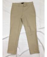 Theory Women's Beige Dress Pants Size 4 - $23.74
