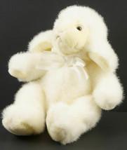 RUSS BERRIE FLUFFLES LAMB Plush Beans Toy - $14.99