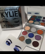 Kylie Kyshadow -The Holiday Palette- Eyeshadow Kit - $13.99