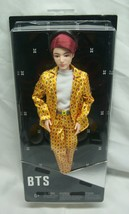 BTS JUNG KOOK Boy Band ACTION FIGURE TOY DOLL 2019 NEW - $19.80