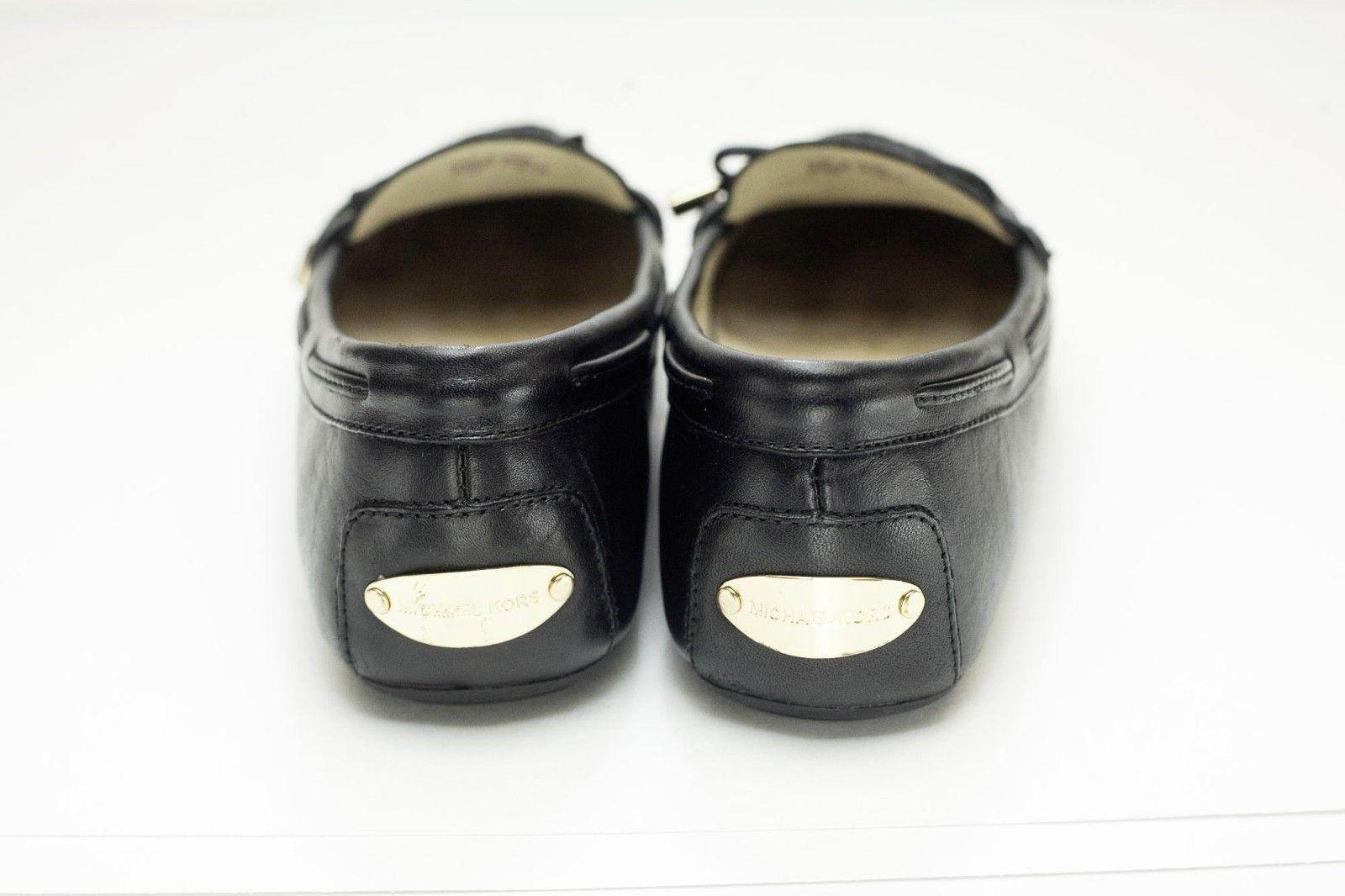 Michael Kors 6.5 Black Flats Loafers Women's