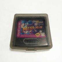 Mega Man in Plastic Case | Sega Game Gear | Very Good Condition | Very R... - $169.99