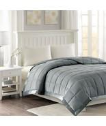 Bed Blanket Prospect All Season Hypoallergenic Microfiber Down Alternati... - £19.94 GBP