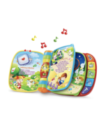 VTech Musical Rhymes Book Toy For Kids, Baby - $17.82