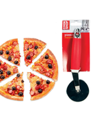 Pizza Cutter Slicer Stainless Steel Kitchen Cutting Blade Wheel Grip Tool - $9.14