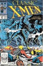 Classic X-Men Comic Book #27 Marvel Comics 1988 VERY FINE NEW UNREAD - $2.25