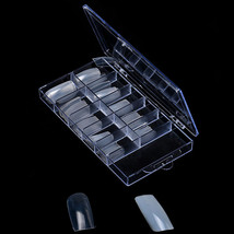 BAHYHAQ - 100PCS Acrylic False Fake Nail Art Fingernail Manicure tools Full - $1.56