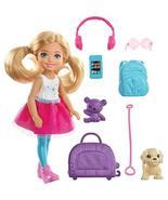 Barbie Travel Chelsea Doll - $17.81