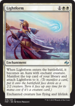 Magic The Gathering-Fate Reforged-LIGHTFORM - $0.15