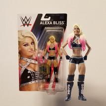 WWE Series 85 Alex Bliss Action Figure Mattel FMD90 NEW - $18.81