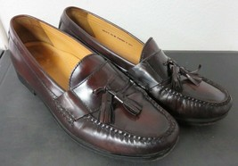 Mens Cole Haan x Nik e Air Leather Tassel Slip On Loafer Dress Shoes US ... - $26.72