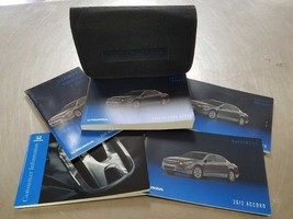 Owners Manual w/Case For 2012 Honda Accord 866452 - $63.85