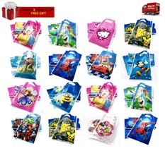 Kid's Gift Bag Candy,chocolate,toys Bag Birthday party, many Themes Fast... - $6.71