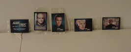 1993 Skybox (Hostess) Star Trek The Next Generation Set minus 20 and 22 ... - $39.60