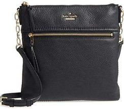 Kate Spade New York Women's Jackson Street Melisse Bag, Black, One Size - $198.00
