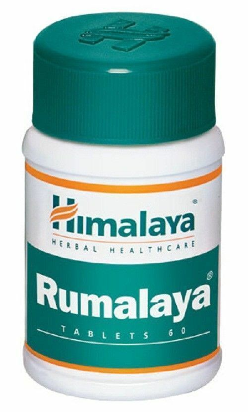 Primary image for 10X Himalaya Herbals Rumalaya 60 Tablets FOR Pain Joint (FAST FREE SHIPPING)