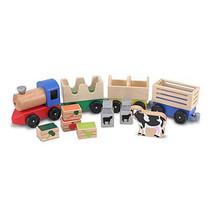 MELISSA & DOUGWooden Farm Train Toy Set - $19.99
