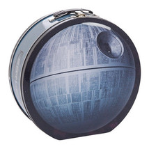 Star Wars The Death Star Shaped Large Tin Tote NEW UNUSED - $18.37