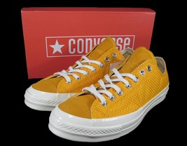Converse 1970s 70 Chuck Taylor All Star Ox Oxford Lo Top Woven GOLD 155452C - €41,37 EUR