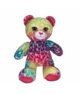 """Lisa Frank Build A Bear Plush 18"""" Rainbow Wild Style Leopard Cat - $17.95"""
