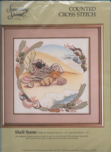 Nautical Something Special, Cross Stitch Kit, Sea Shell, Scene 50382 Original - $15.00