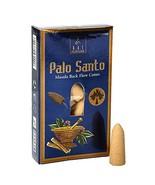 Balaji - Palo Santo Backflow Cones - 10 Cones per Box (6 Boxes) - 60 Tot... - $19.95