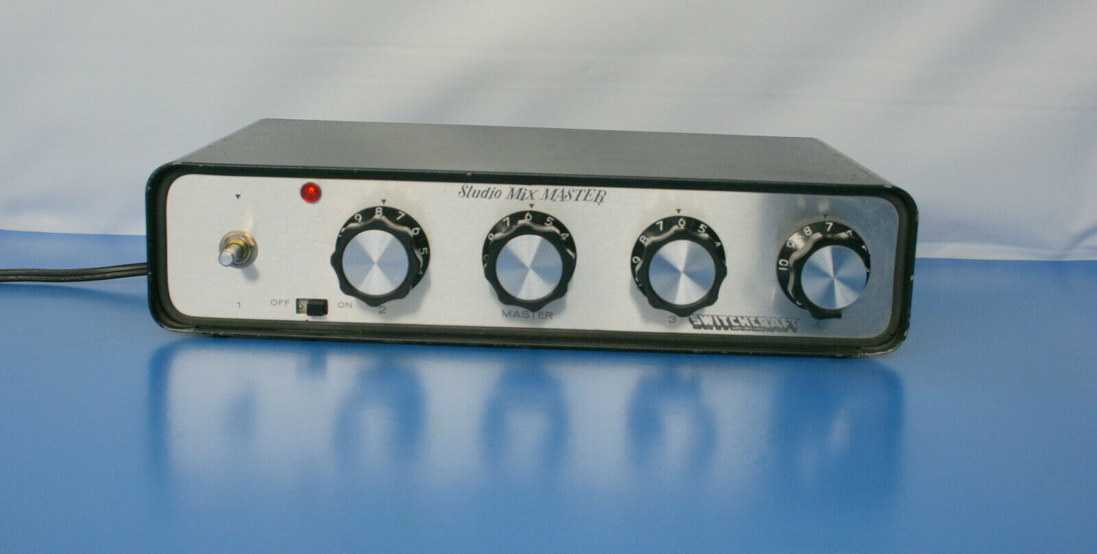 Primary image for SWITCHCRAFT VINTAGE STUDIO MIC & PHONO MIX MASTER MODEL 308TR