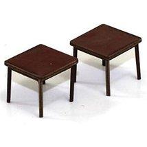 28mm Furniture: Medium Wood Table (C )
