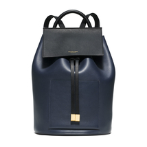 Mk miranda large color block french calf leather backpack 2 thumb200