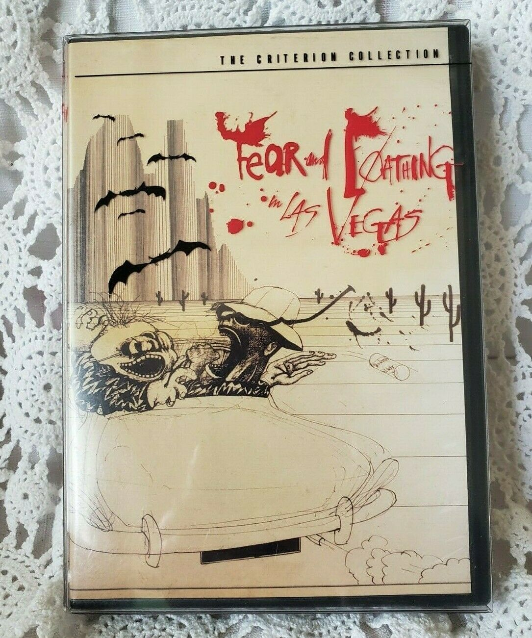 Primary image for Fear And Loathing In Las Vegas The Criterion Collection