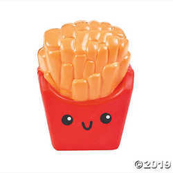 Slow-Rising Fries Scented Squishy image 2