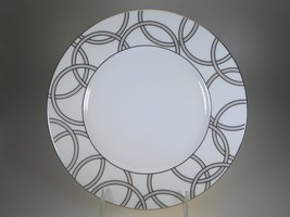 "Waterford China Halo Accent Plate 9""  - $21.46"