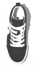 Cat & Jack Mädchen' Quincey Schwarz Creme Mittelhohe Schnürschuhe Schuhe Nwt image 3