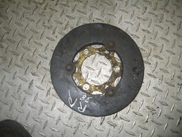 POLARIS 2001 TRAILBLAZER 250 2X4 REAR SPROCKET WITH GUARD  PART 25,316 - $25.00