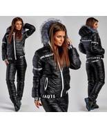 Woman Ski Suit Tracksuit Sport Set Jacket Pants Skisuit Outwear Outfit S... - $149.00