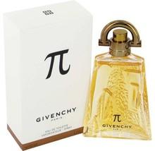 Pi Cologne  By Givenchy for Men 3.3 oz Eau De Toilette Spray - $63.50
