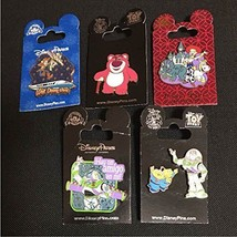 Wdw Toisutori Pin Batch Set Of 5 From Japan - £176.55 GBP