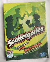Scattergories Game NEW Factory Sealed Hasbro 2013 Ages 13+ Great Party G... - $22.16