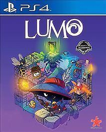 Lumo (Sony PlayStation 4, 2016 New) PS4 Video Game