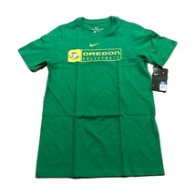 NWT New Oregon Ducks Nike Volleyball Puddles Logo Boy's Small T-Shirt - $12.82