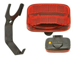 PREMIUM QUALITY Flashing Light ks-303-4 In Red. - $12.99