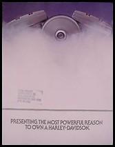 1984 Harley Davidson V2 Evolution V-Twin Engine Brochure Evo Softail Low... - $14.24
