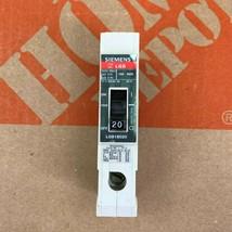 Siemens LGB1B020 1 Pole 20 Amp Circuit Breaker - $16.82