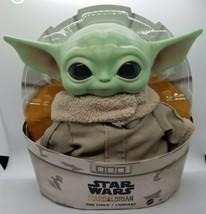"Star Wars Mandalorian The Child 11"" Plush Baby Yoda Doll | Mattel GWD85 IN STOCK - $39.55"