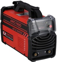 AMICO POWER Inverter Welder Welding Machine 160 Amp Dual Voltage Electric - $177.45