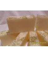 Lemongrass Shea Butter Soap  1 - 4 Oz.   All Natural Handmade Soaps - $3.96