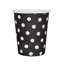 PANDA SUPERSTORE Disposable Birthday Party Thick Paper Cups&Wedding Part... - $12.48