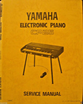 Yamaha CP25 Electronic Piano Original Service Manual, Schematics, Parts ... - $39.59